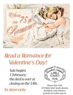 Romance sale mini